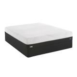 Sealy High Spirits Firm Memory Foam, Split Queen