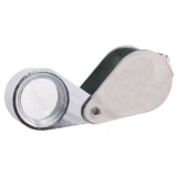 Alvin® 10x Doublet Loupe with Case