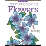 Creative Coloring for Adults - Flowers