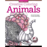 Creative Coloring for Adults - Animals