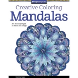 Creative Coloring for Adults - Mandalas