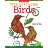 Creative Coloring for Adults - Birds