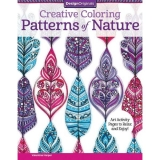 Creative Coloring for Adults - Patterns of Nature