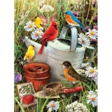 Painting by Numbers™ Junior Small Set, Garden Birds