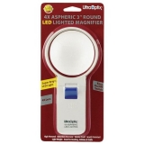 Magnifier, 4x, 3in, Lighted