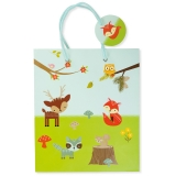 Gift Bag, Woodland Friends