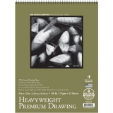 Bee Paper Drawing Pad, 110lb, 9x12