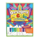 Designs To Color, Glitter Glue