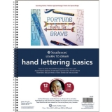 Book, Learn Hand Lettering
