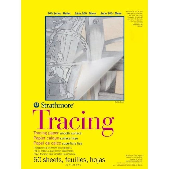 Strathmore Tracing Pad, 9x12